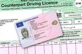 How do I replace a lost, stolen, damaged or destroyed driving licence?